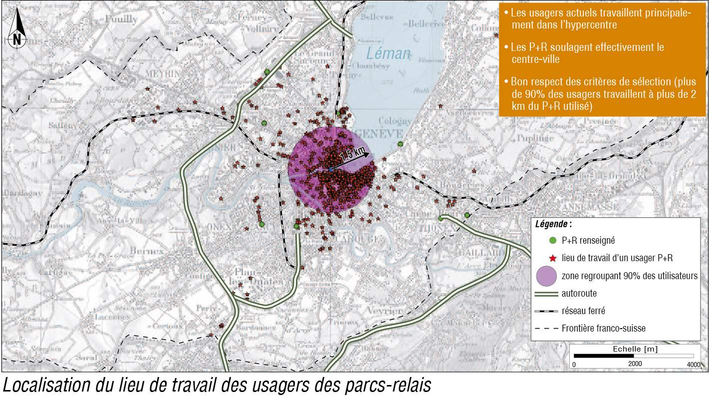 Plan d'actions P+R 2011–2014
